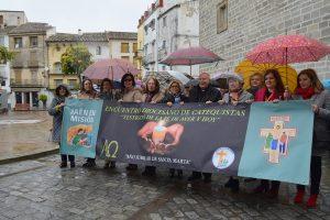 Encuentro diocesano de catequistas de Jaén 2019