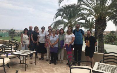Los catequistas de Jaén presentes en el encuentro interdiocesano de Vera