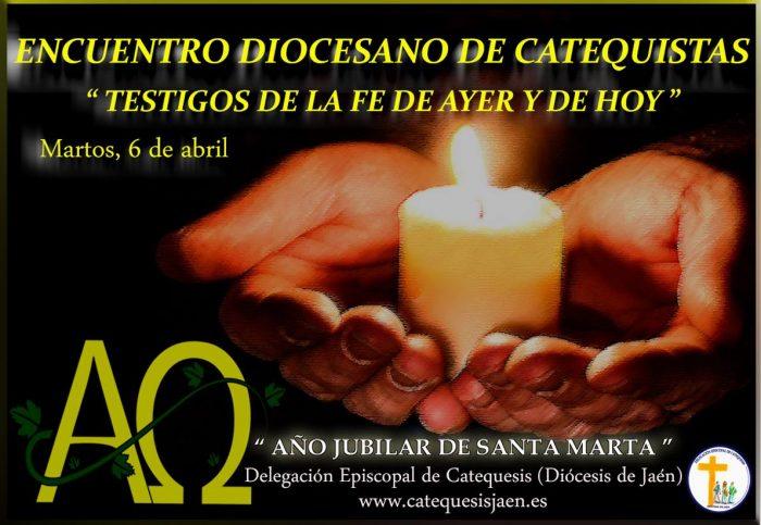 Encuentro diocesano de catequistas Diócesis de Jaén 2019