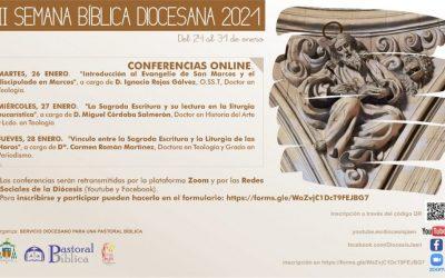 II Semana Bíblica diocesana