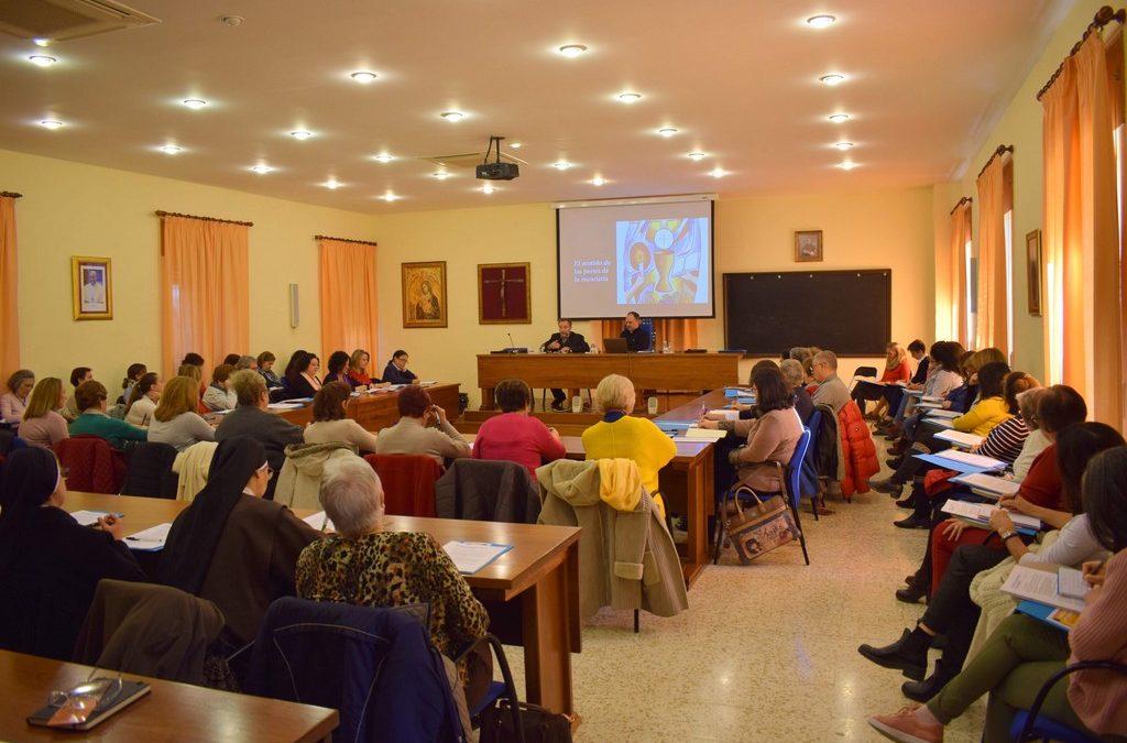 Formación de catequistas sobre el Domingo y la Eucaristía