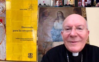 El Obispo preside las LIV Jornadas de Delegados Diocesanos de Catequesis
