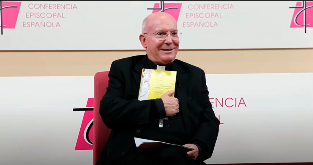 D. Amadeo Rodríguez Magro obispo de Jaén