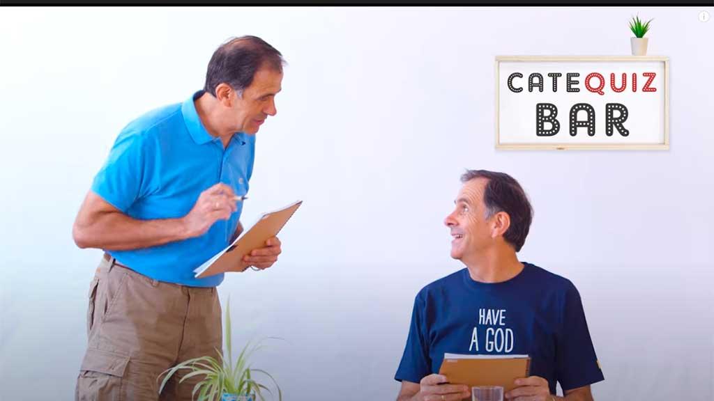 CATEQUIZIS 48 | El menú del cielo