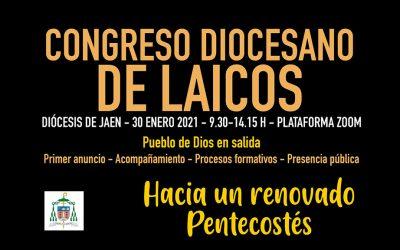 Congreso diocesano de laicos: Hacia un renovado Pentecostés