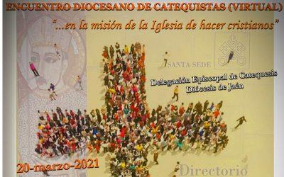 Encuentro diocesano de catequistas 2021