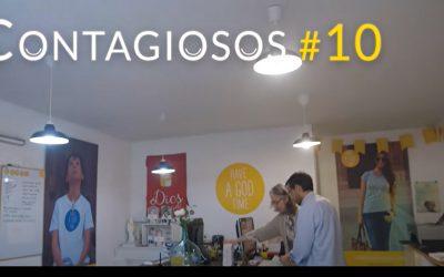CONTAGIOSOS #10 | Cosas bonitas de Dios | Have a God Time