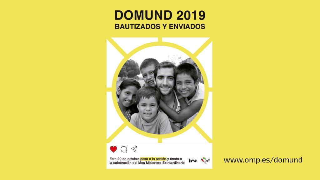 Domund 2019 Jornada mundial de las Misiones