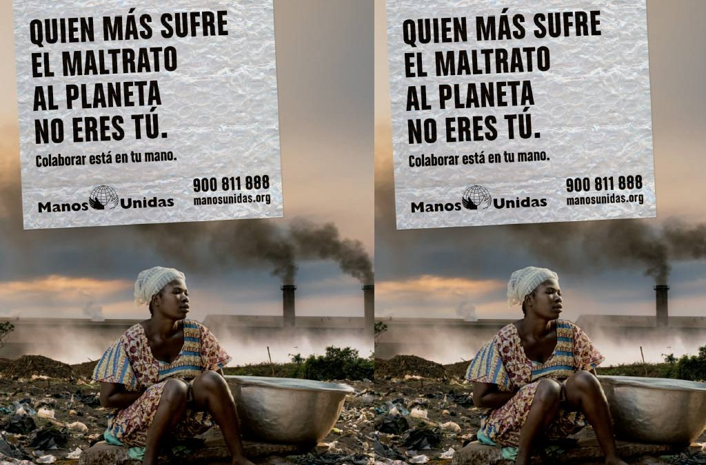 Manos Unidas campaña contra el hambre 2020