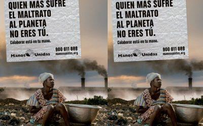 Catequesis DOMUND 2020: Manos Unidas campaña contra el hambre