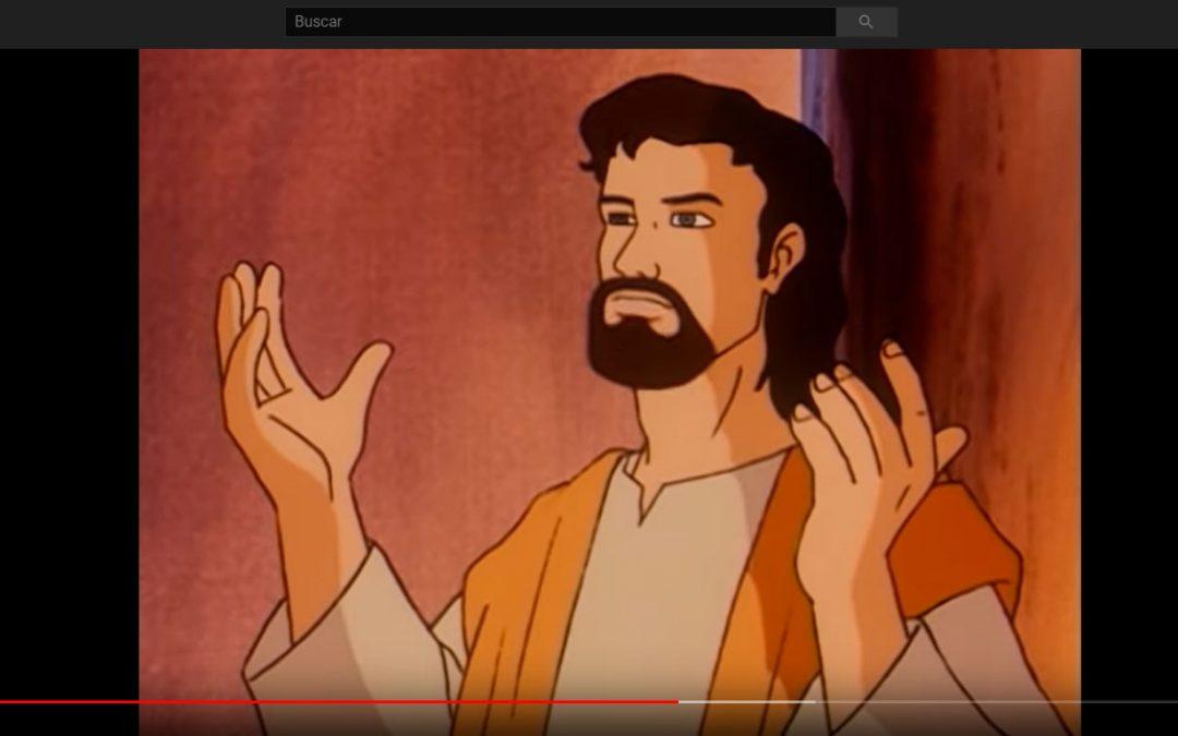 Pasión y Resurreción de Jesús para niños [dibujos animados]