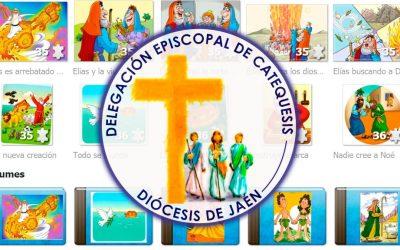 Puzzles con la Delegación de Catequesis (actualizado 28-marzo)