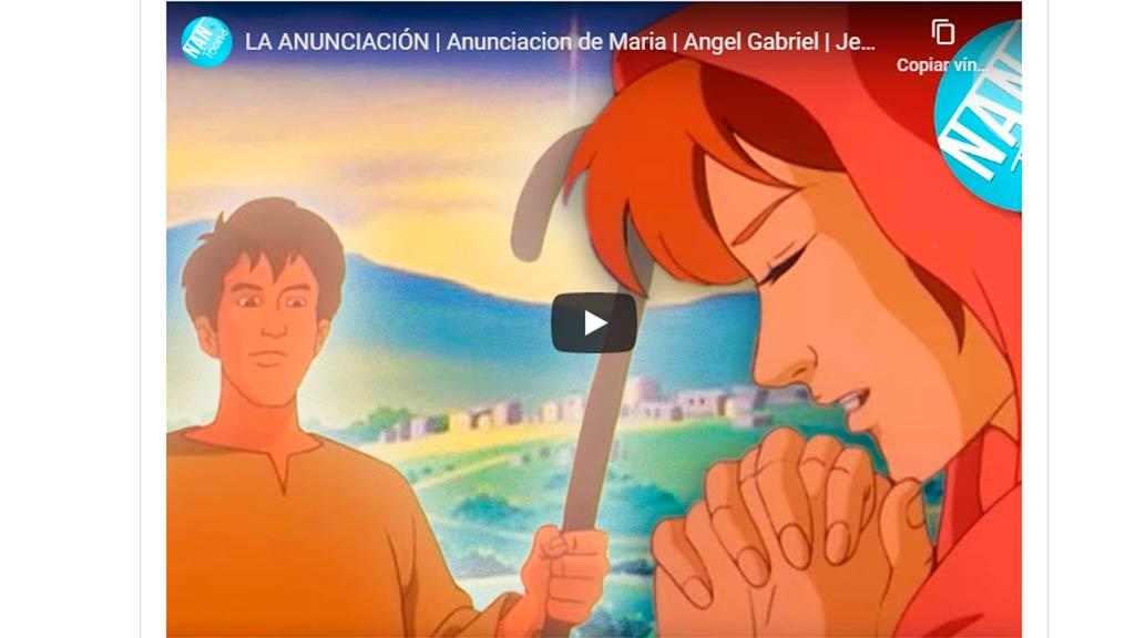 Nuevo testamento para niños [dibujos animados]