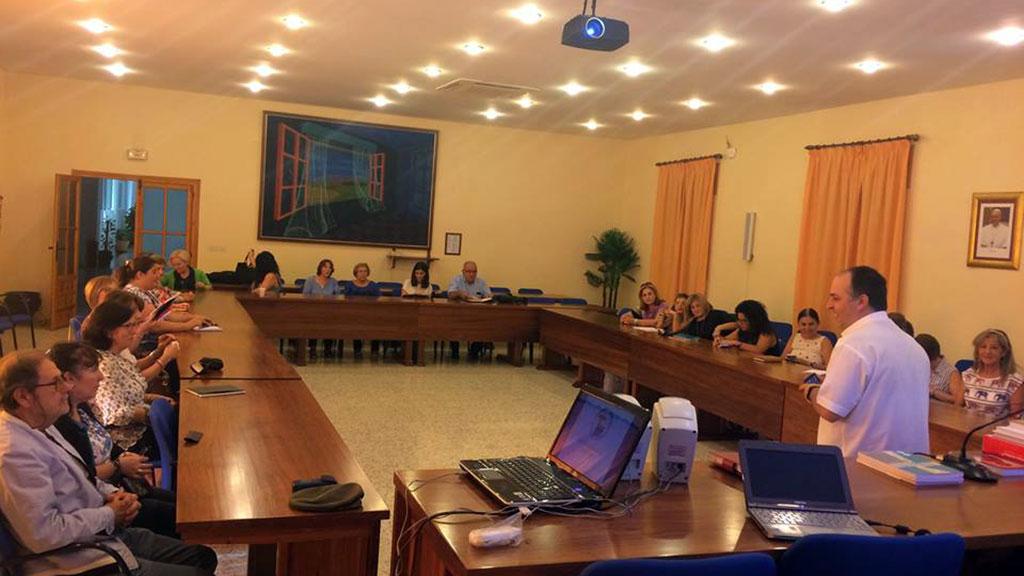 Encuentro de Animadores Arciprestales de Catequesis de Jaén