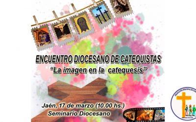 Encuentro diocesano de catequistas: La imagen en la catequesis.