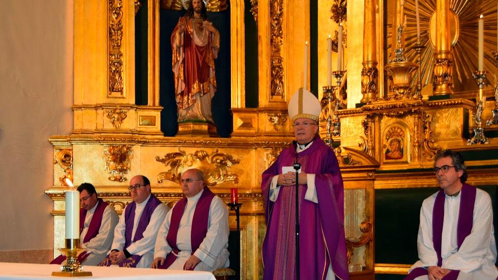 El Obispo diocesano anima a los catequistas a seguir siendo fieles a su labor evangelizadora