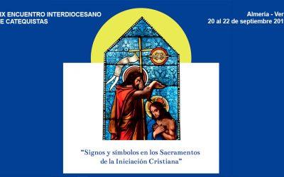 XIX Encuentro interdiocesano de catequistas