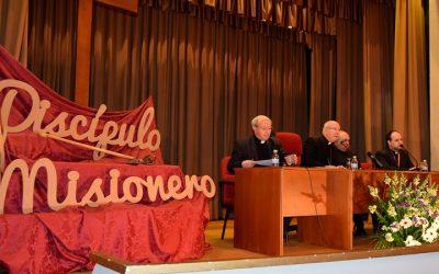 Conferencia. Catequista: discípulo y misionero.