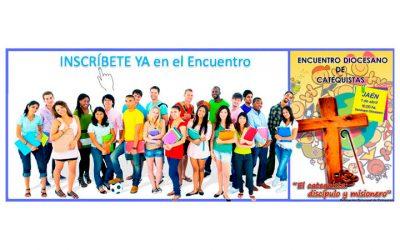 Encuentro diocesano de Catequistas, 1 de abril