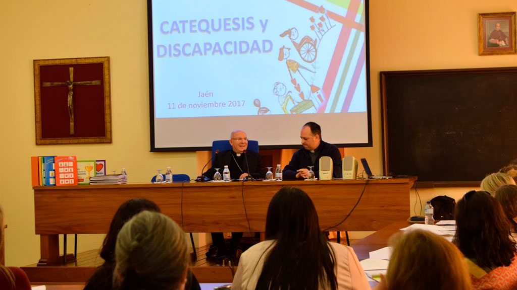 Celebrada la jornada de Catequesis y Discapacidad: materiales y fotos.