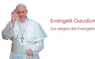 Exhortación «Evangelii Gaudium» del Papa Francisco sobre el anuncio del Evangelio en el mundo actual