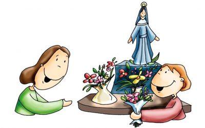 Invocación a María