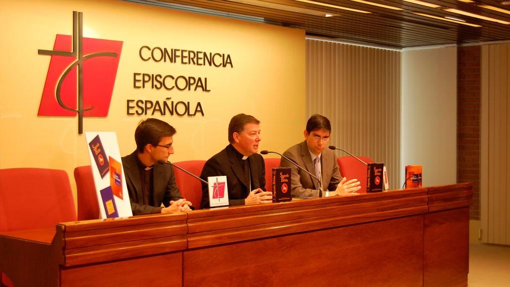 Sagrada Biblia: Versión Oficial de la Conferencia Episcopal Española