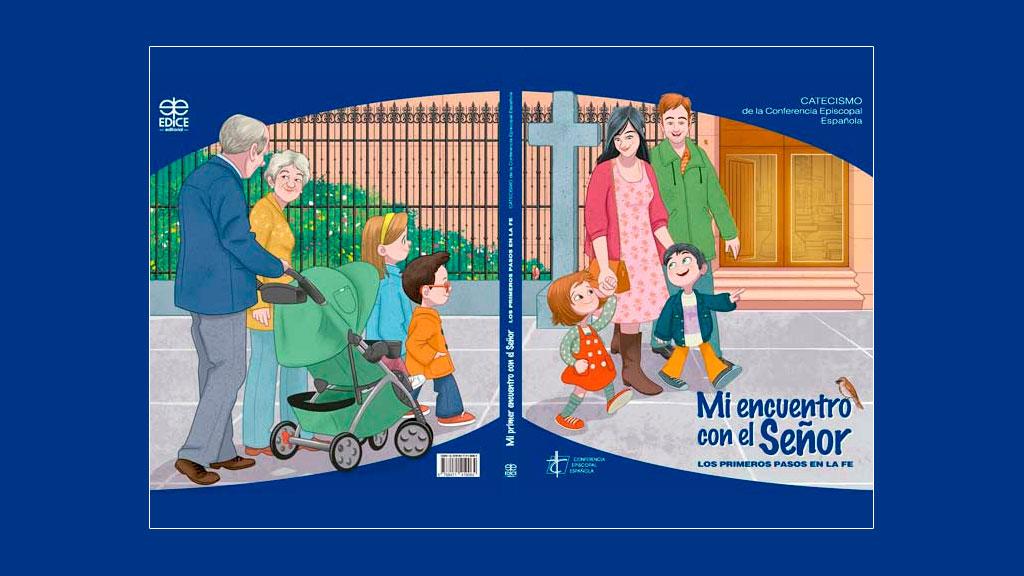 La Conferencia Episcopal edita el primer catecismo para niños de 0 a 6 años