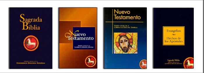 Sagrada Biblia de la CEE ediciones