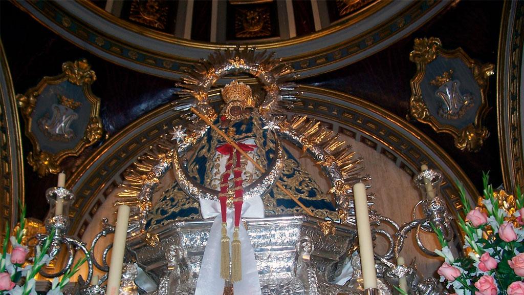Oración del catequista y del educador cristiano a la Virgen de la Cabeza