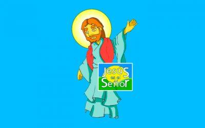 Catequesis interactiva con Jesús es el Señor